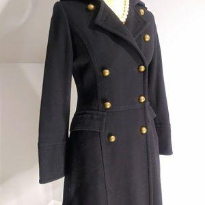 Military Wool Peacoat